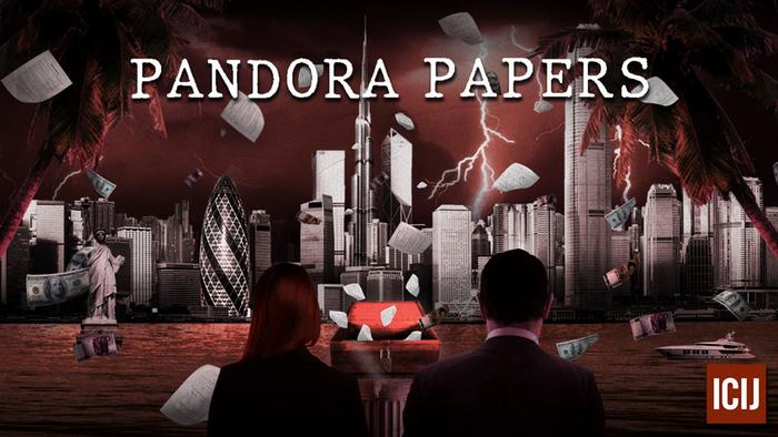 Pandora Papers Special Report by ocean news